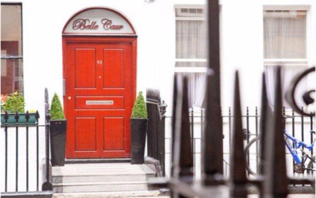 Отель Belle Cour Russell Square Великобритания, Лондон - отзывы, цены и фото номеров - забронировать отель Belle Cour Russell Square онлайн вид на фасад