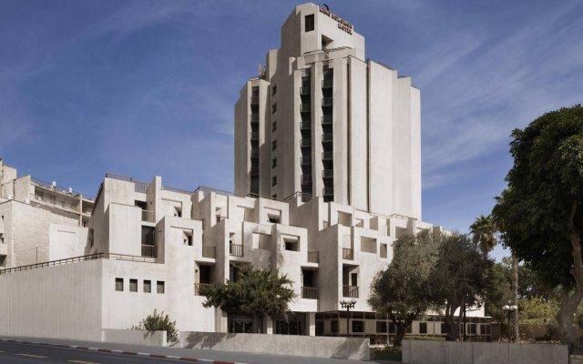 King Solomon Hotel Jerusalem Израиль, Иерусалим - 1 отзыв об отеле, цены и фото номеров - забронировать отель King Solomon Hotel Jerusalem онлайн вид на фасад