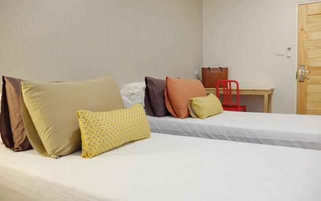 Lupta Hostel Patong Hideaway Патонг комната для гостей
