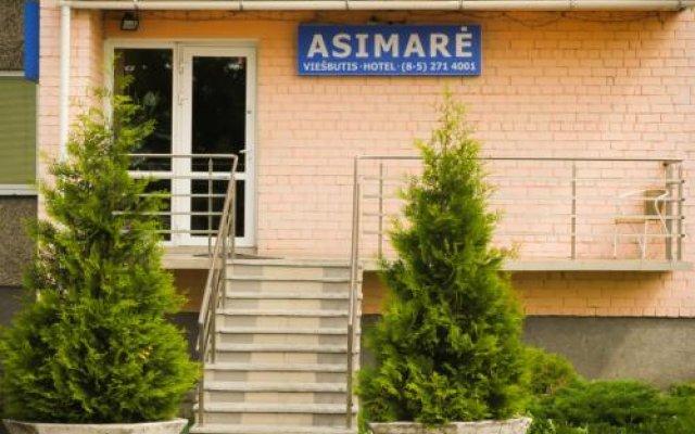 Отель Asimarė Литва, Вильнюс - отзывы, цены и фото номеров - забронировать отель Asimarė онлайн вид на фасад