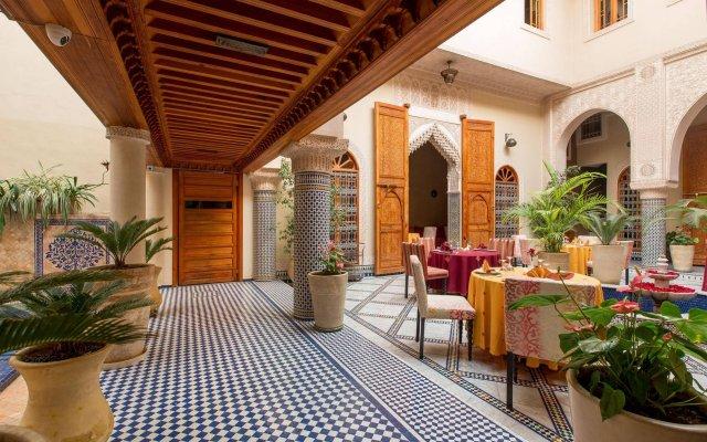 Отель Riad Andalib Марокко, Фес - отзывы, цены и фото номеров - забронировать отель Riad Andalib онлайн вид на фасад