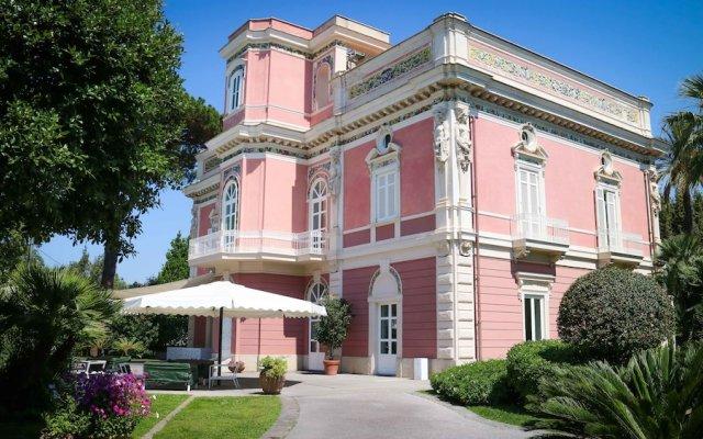 Отель Palazzo dei Concerti Италия, Торре-Аннунциата - отзывы, цены и фото номеров - забронировать отель Palazzo dei Concerti онлайн вид на фасад
