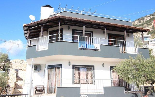 Villa Emir Турция, Калкан - отзывы, цены и фото номеров - забронировать отель Villa Emir онлайн вид на фасад