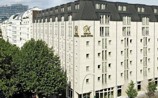 Berlin Mark Hotel вид на фасад
