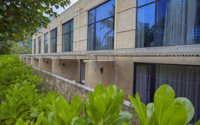 Отель Temple Da Nang вид на фасад