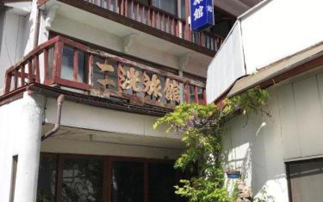 Отель Niko Ryokan Айдзувакамацу вид на фасад