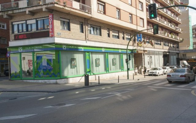 Отель Regio Испания, Торрелавега - отзывы, цены и фото номеров - забронировать отель Regio онлайн вид на фасад