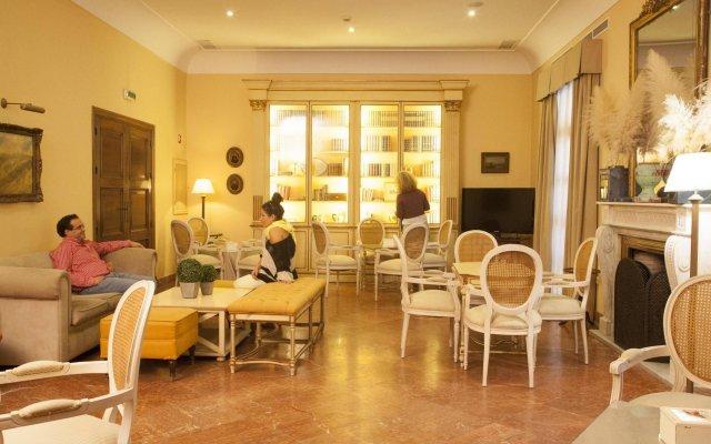 Отель Villa Jerez Испания, Херес-де-ла-Фронтера - отзывы, цены и фото номеров - забронировать отель Villa Jerez онлайн интерьер отеля