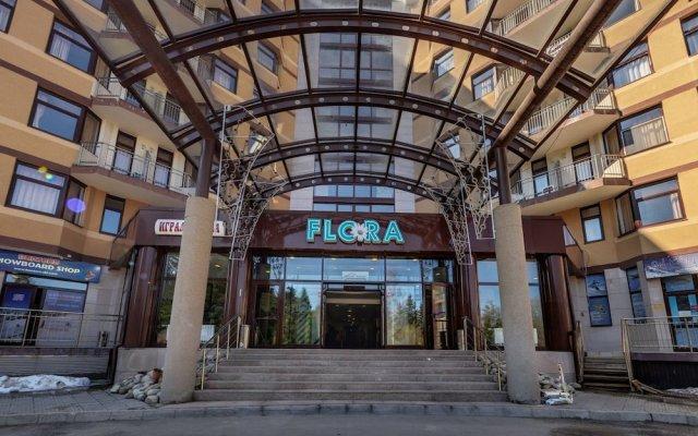 Отель Flora hotel apartments Болгария, Боровец - отзывы, цены и фото номеров - забронировать отель Flora hotel apartments онлайн вид на фасад