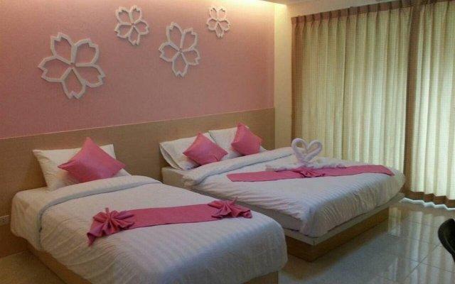 Отель R-Con Scenery Mansion комната для гостей
