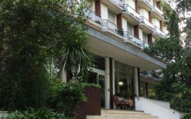 Отель Terme Vulcania Италия, Монтегротто-Терме - отзывы, цены и фото номеров - забронировать отель Terme Vulcania онлайн вид на фасад