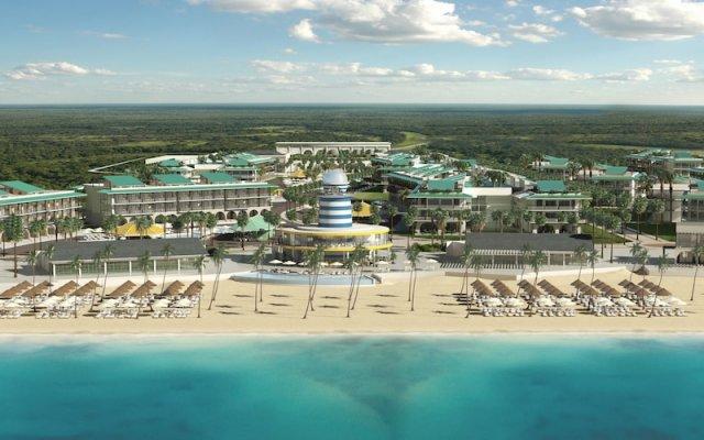Отель Ocean El Faro Resort - All Inclusive