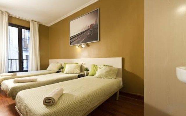 Отель Pensión Goiko комната для гостей