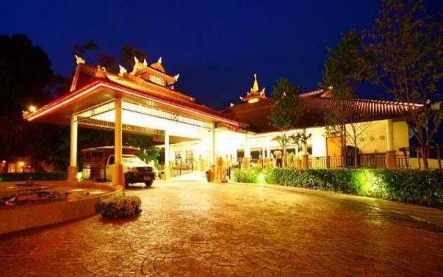 Отель Supalai Resort And Spa Phuket вид на фасад