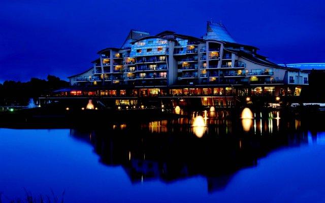 Sueno Hotels Golf Belek Турция, Белек - отзывы, цены и фото номеров - забронировать отель Sueno Hotels Golf Belek - All Inclusive онлайн вид на фасад