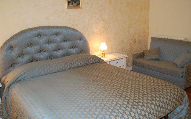 Отель B&B Milù Чивитанова-Марке комната для гостей