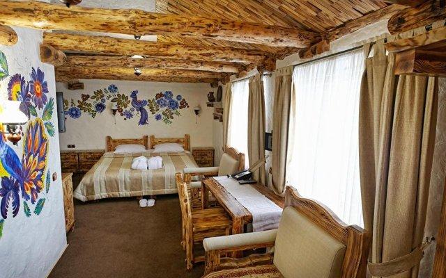 Гостиница Pidkova комната для гостей