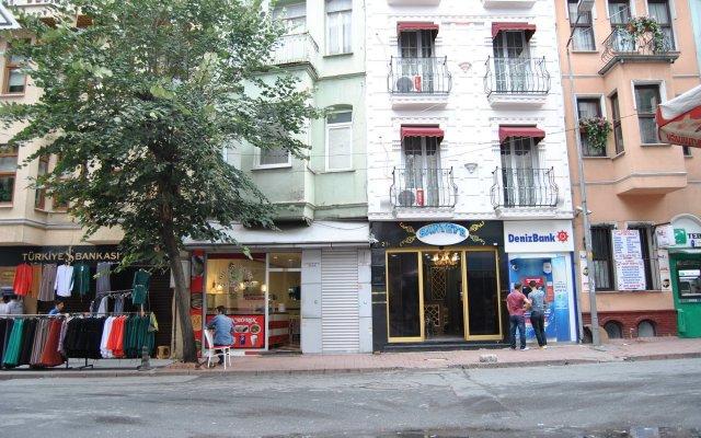 Santefe Hotel Турция, Стамбул - 1 отзыв об отеле, цены и фото номеров - забронировать отель Santefe Hotel онлайн вид на фасад