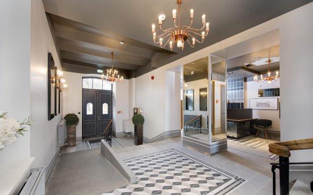 Апартаменты Lighthouse Apartments Tallinn комната для гостей