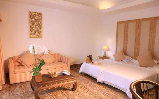 Отель Samui Palm Beach Resort Самуи комната для гостей