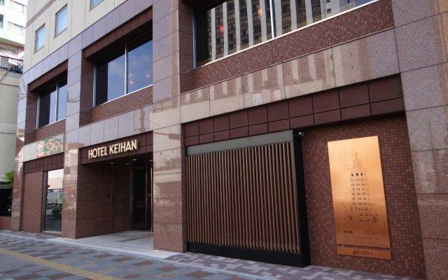 Отель Keihan Asakusa Япония, Токио - отзывы, цены и фото номеров - забронировать отель Keihan Asakusa онлайн вид на фасад