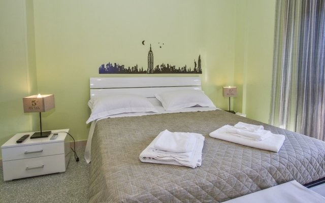 Отель Mamma Sisi B&B Италия, Лечче - отзывы, цены и фото номеров - забронировать отель Mamma Sisi B&B онлайн вид на фасад