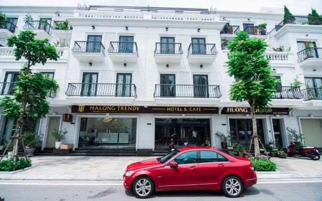 Ha Long Trendy Hotel вид на фасад