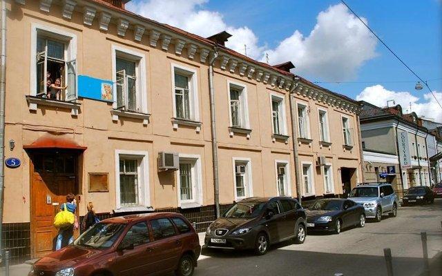 Мери Голд Отель Москва парковка