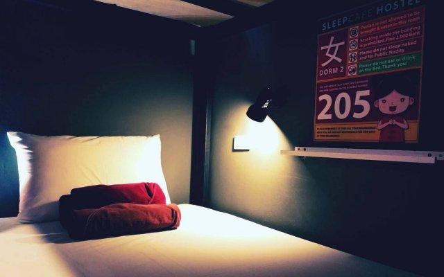 Sleepcafe Hostel Паттайя вид на фасад