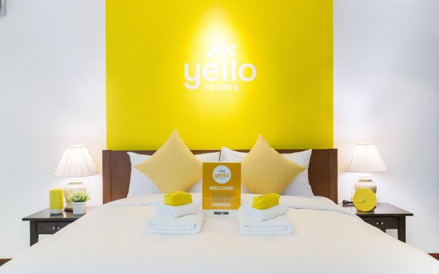 Отель Yello Rooms Таиланд, Бангкок - отзывы, цены и фото номеров - забронировать отель Yello Rooms онлайн вид на фасад