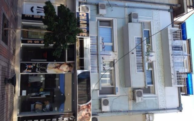 Отель Magnolia Guest Rooms Болгария, Поморие - отзывы, цены и фото номеров - забронировать отель Magnolia Guest Rooms онлайн вид на фасад