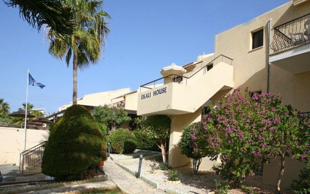 Отель Club Aphrodite Erimi Кипр, Эрими - отзывы, цены и фото номеров - забронировать отель Club Aphrodite Erimi онлайн вид на фасад