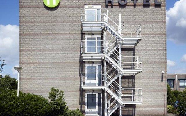 Campanile Hotel Amersfoort вид на фасад