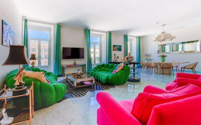 Отель Massena-Dream комната для гостей