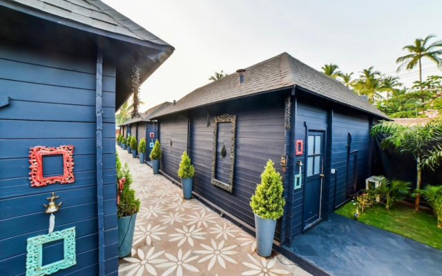 Бутик-Отель Casa Playa Comforts Гоа вид на фасад