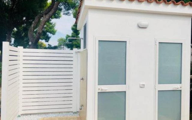Отель La Dimora Accommodation Бари вид на фасад