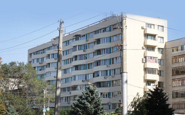 Апартаменты Sacvoyage Apartment on Prospekt Lenina, 6 вид на фасад