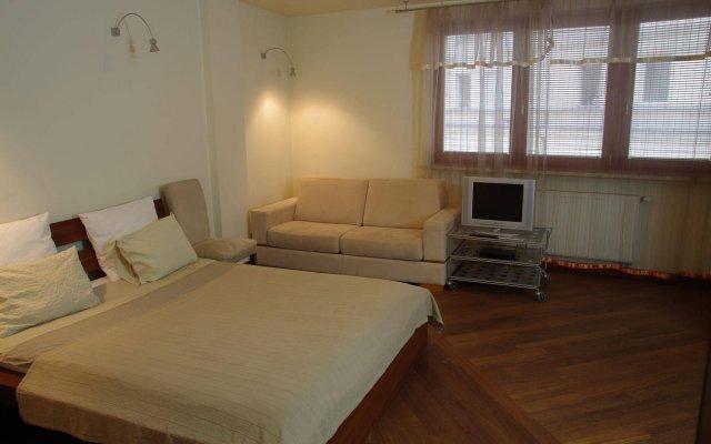 Отель Szucha Apartment Польша, Варшава - отзывы, цены и фото номеров - забронировать отель Szucha Apartment онлайн комната для гостей