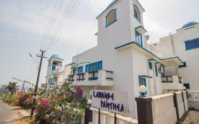 Отель OYO 11897 Home Greek Style 2BHK With Pool Bambolim Гоа вид на фасад