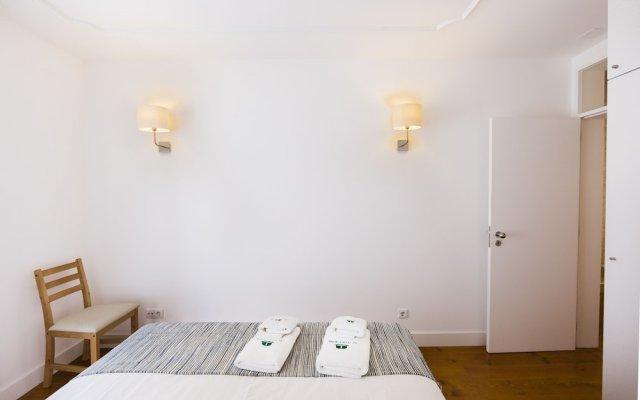 Апартаменты The Central Lisbonary Apartment комната для гостей
