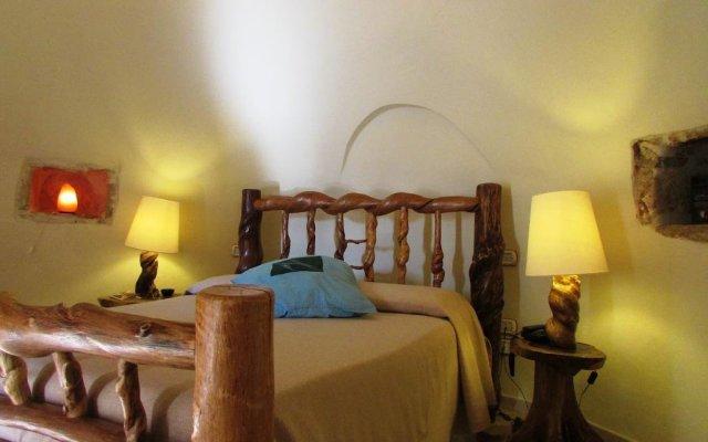 Отель Masseria Quis Ut Deus Криспьяно комната для гостей