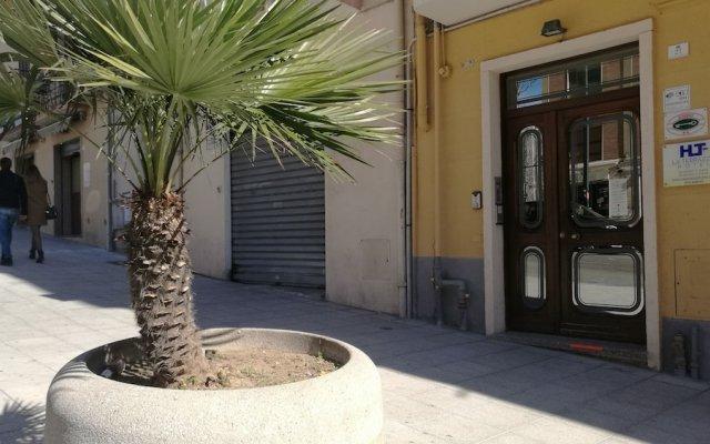 Отель La Terrazza Италия, Кальяри - отзывы, цены и фото номеров - забронировать отель La Terrazza онлайн вид на фасад