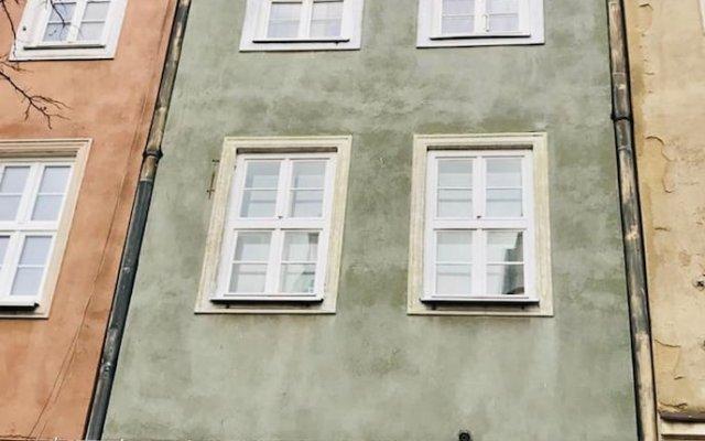 Отель Apartamenty Woźna Познань вид на фасад