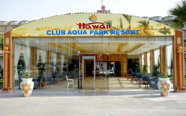 Отель Hawaii Riviera Club Aqua Park Resort - Families and Couples only вид на фасад