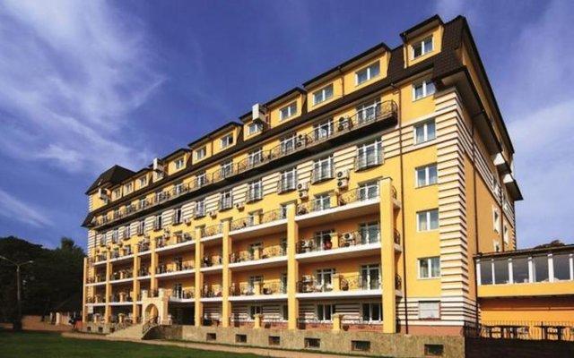Гостиница Spa Hotel Promenade Украина, Трускавец - отзывы, цены и фото номеров - забронировать гостиницу Spa Hotel Promenade онлайн вид на фасад