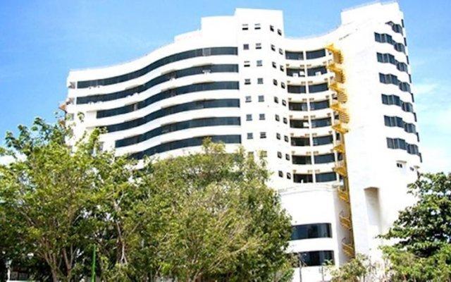 Отель iPavilion Phuket Hotel Таиланд, Пхукет - отзывы, цены и фото номеров - забронировать отель iPavilion Phuket Hotel онлайн вид на фасад