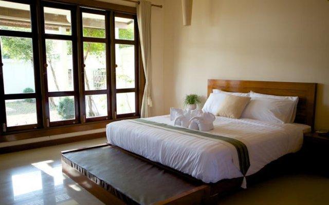 Отель Nantra Coco Beach комната для гостей