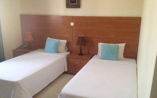 Hotel Tropicana Lobito комната для гостей
