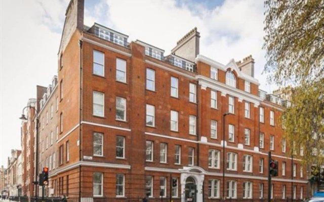 Отель Albany House Luxury Serviced Apartments Великобритания, Лондон - отзывы, цены и фото номеров - забронировать отель Albany House Luxury Serviced Apartments онлайн вид на фасад