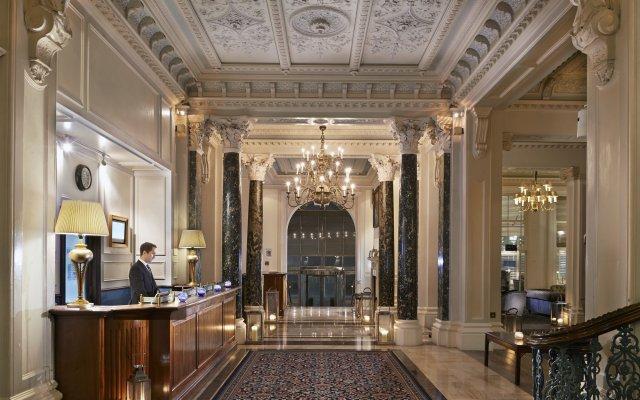 Отель The Grand Brighton интерьер отеля